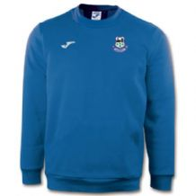 Crumlin United FC Joma Cairo II Combi Sweatshirt Royal Adult 2019